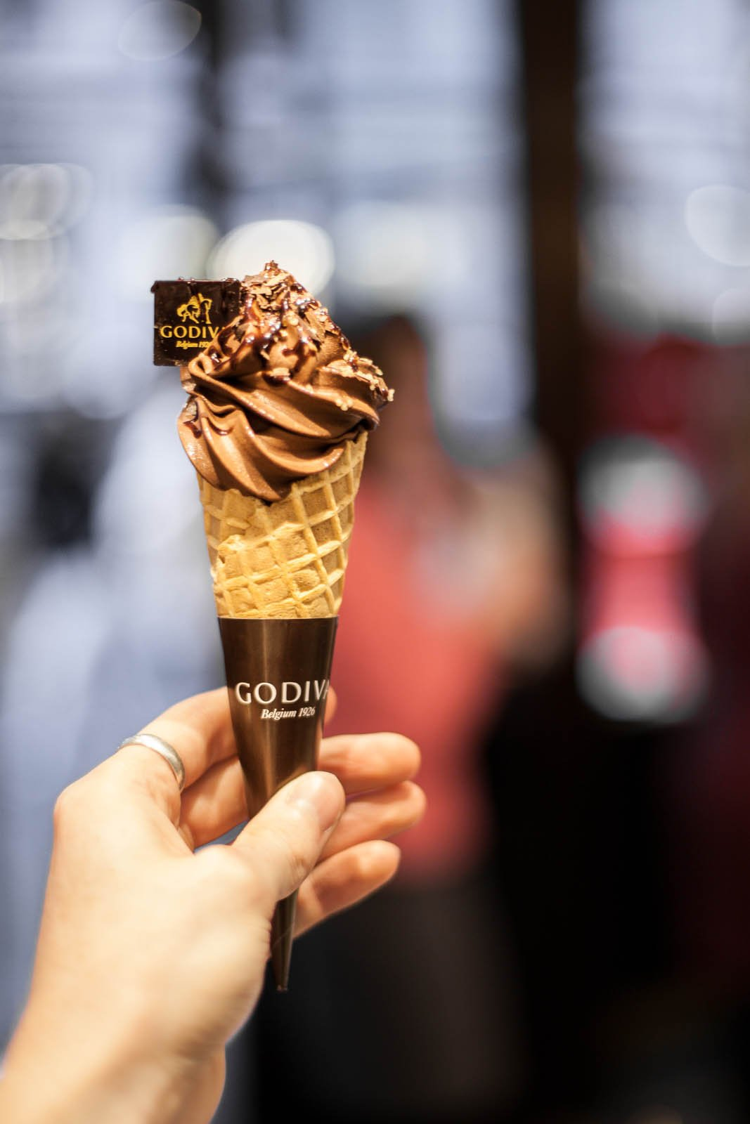 Godiva Chocolates Ice Cream