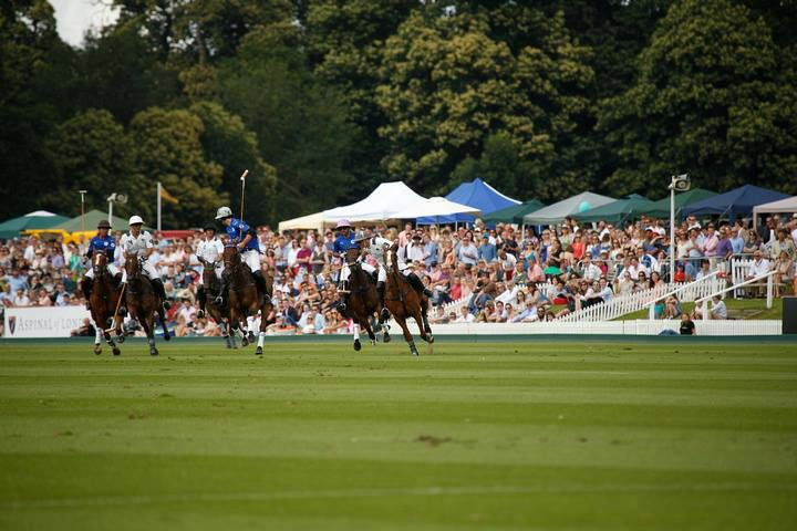 Jaeger-LeCoultre Gold Cup Final at Cowdray Park Polo Club