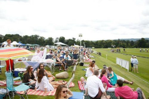 Jaeger-LeCoultre Gold Cup Final at Cowdray Park Polo Club Picnic