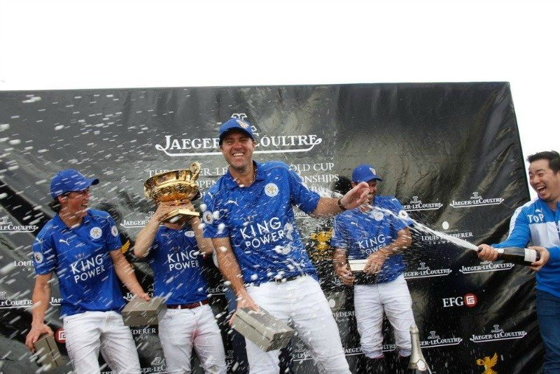 Jaeger-LeCoultre Gold Cup Final at Cowdray Park Polo Club King Power Foxes